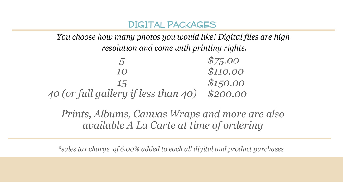 Digital Files Only