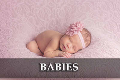 Newborn - Baby Photography